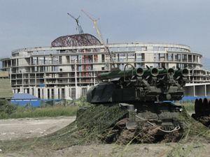 До Олимпиады в Сочи еще 4 года, а к ней основательно готовятся не только лишь спортсмены и строители, но также военные