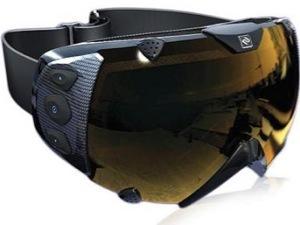 Навигатор встроили в очки для лыжников