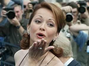 Ольга Кабо поехала к морякам