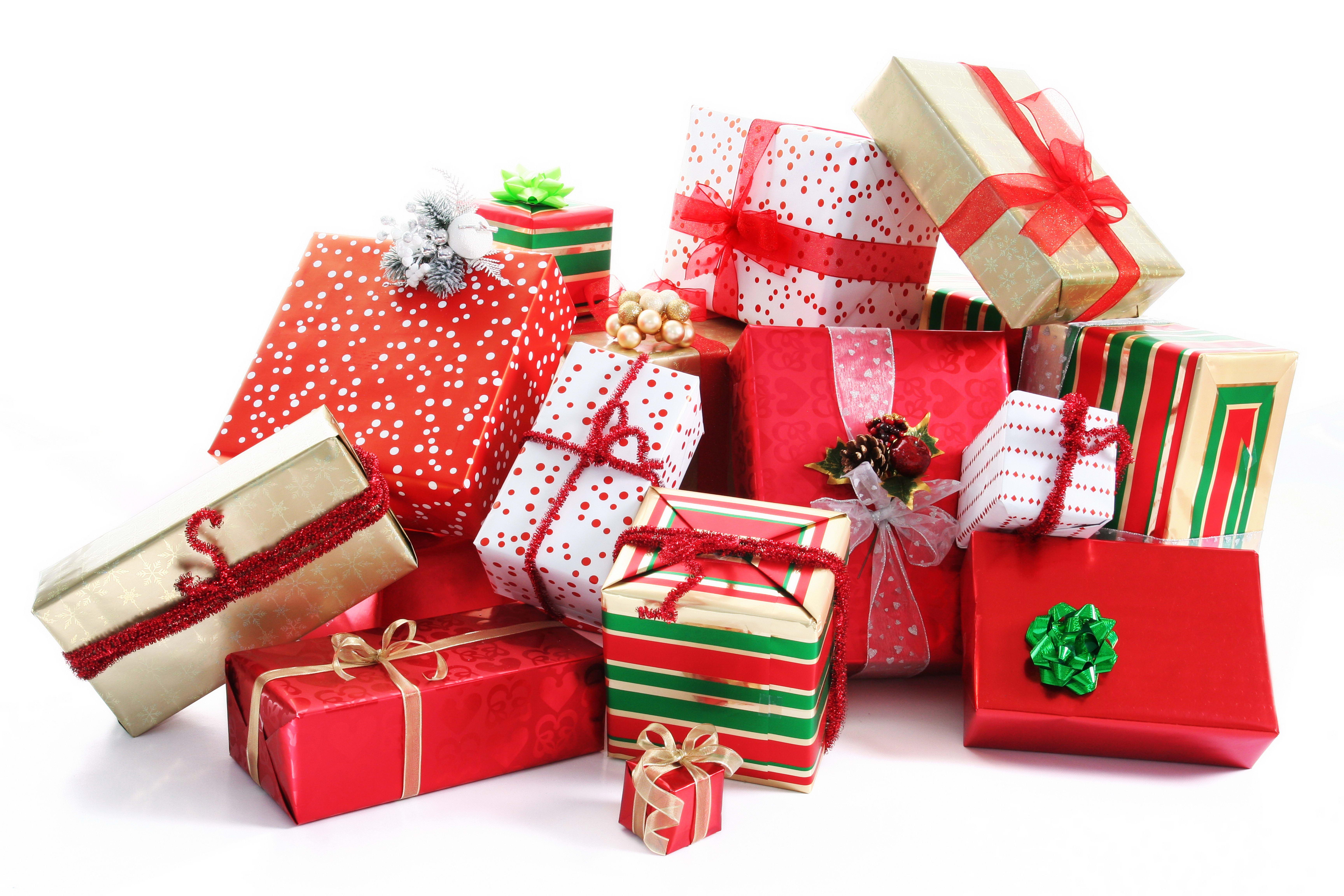 Заказать подарков на новый год