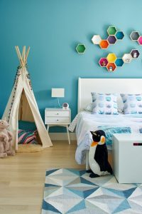 Детская комната – оазис для ребенка
